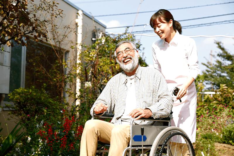 介護施設、特別養護老人ホーム開設許可申請
